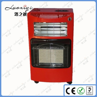 Hot Sale New Style Household Instant Design Gas Blower Heater with CE