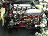 Used Hino diesel engines