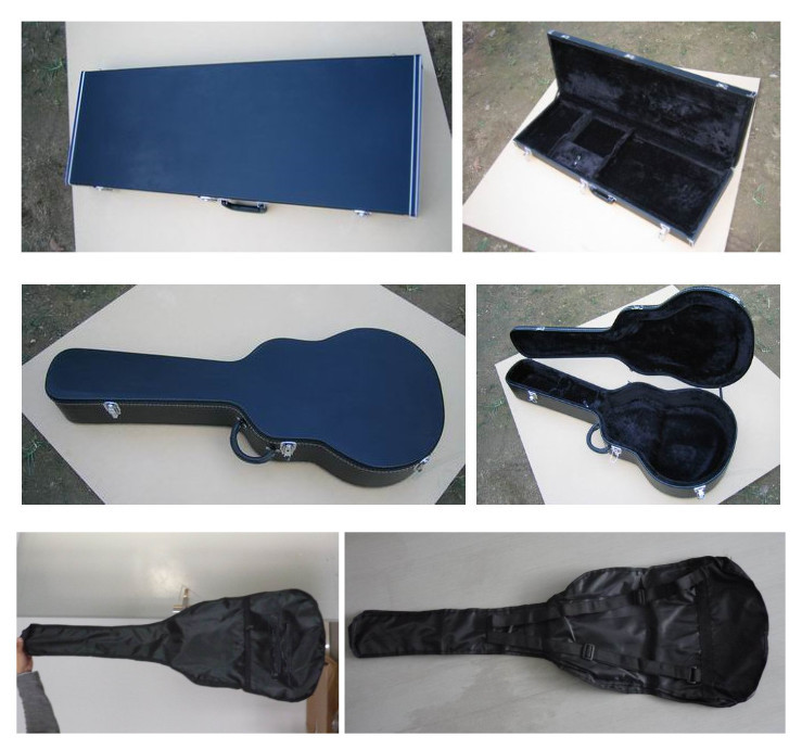 "41 ""Basswood Gỗ Dán Acoustic Guitar"