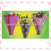 OPP printed packaging sleeves for cut flower