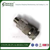 Best quality quick connecting air compressor male fitting