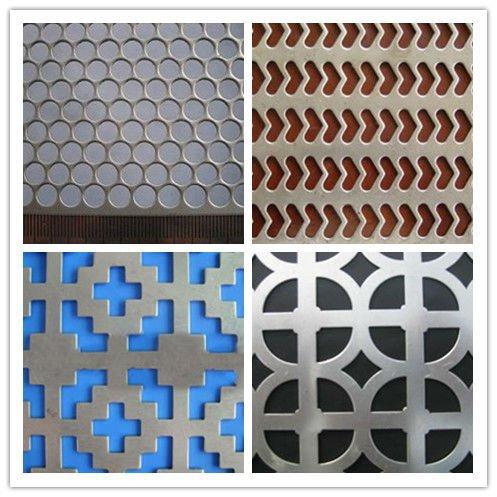 decorative mesh perforated metal mesh - Decorative Mesh
