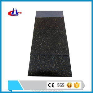 Wholesale anti slip gym crossfit rubber