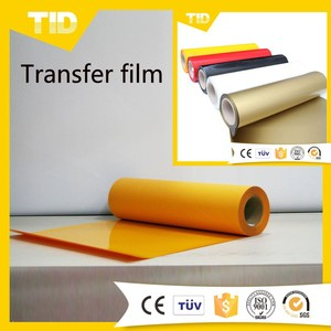 Thermal Transfer Film For Clothing