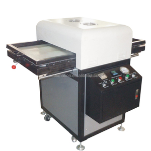 New dye sublimation mini vacuum sub 3d heat press machine