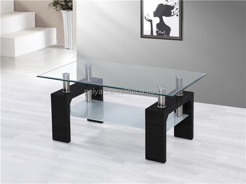 High End Low Height Offee Table,living Room Showcase Coffee Table Design