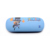 Funny Digital Printed Kids Iron Glasses Case Covered With Leather
