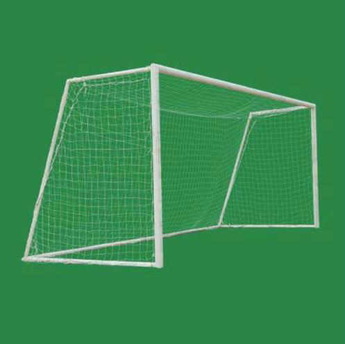 Soccer goal/ football post for school