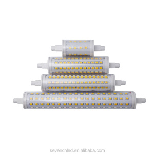 Good selling led r7s 118mm 50w U-L CUL dimmable r7s led bulb 270 degree 118mm led r7s 50w
