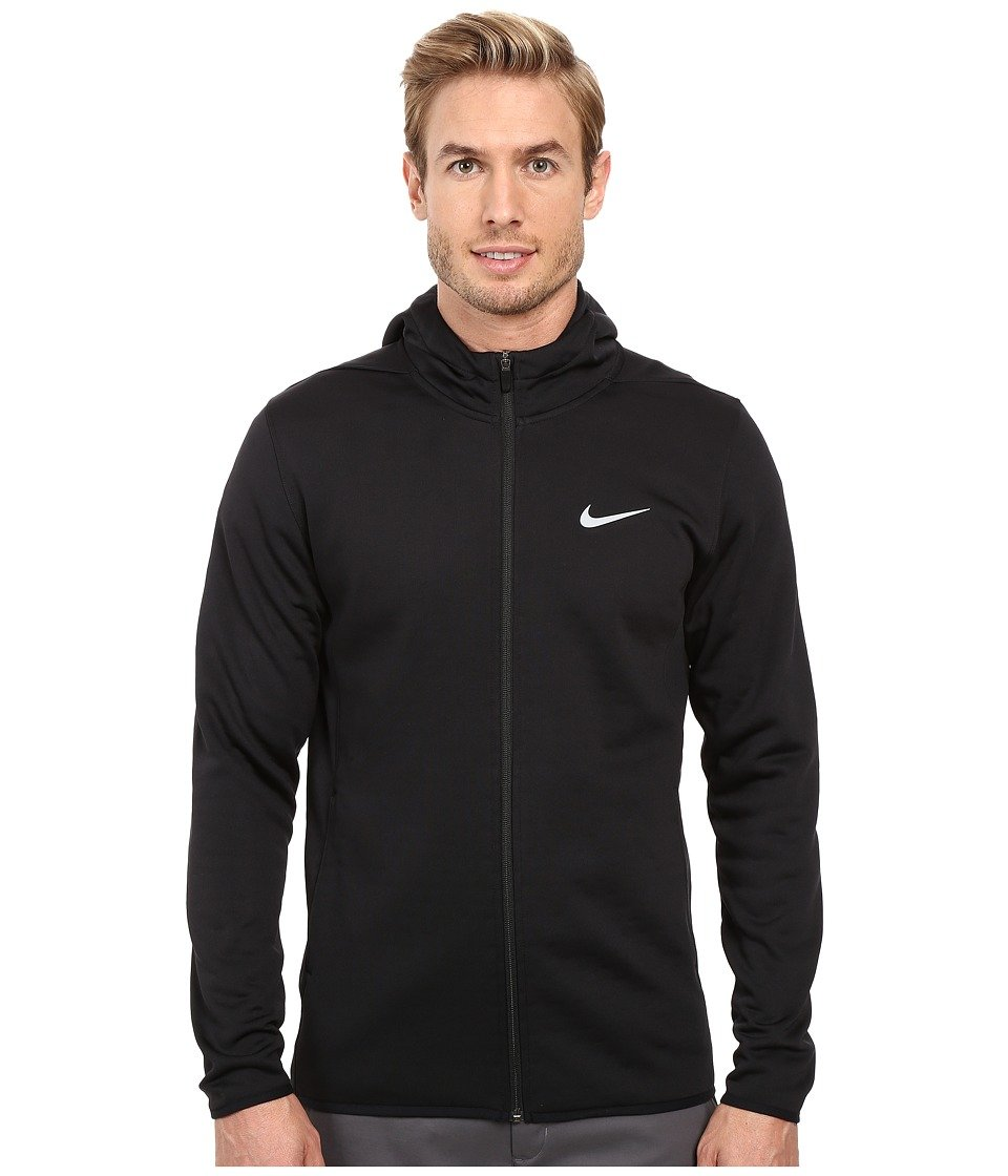75e06b44a652 Get Quotations · Men s Nike Tech Sphere Full-Zip Golf Hoodie-801972-010-XL