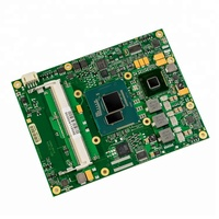 High quality control pcb board manufacturer Electronic parts FR4 double layer control board pcba