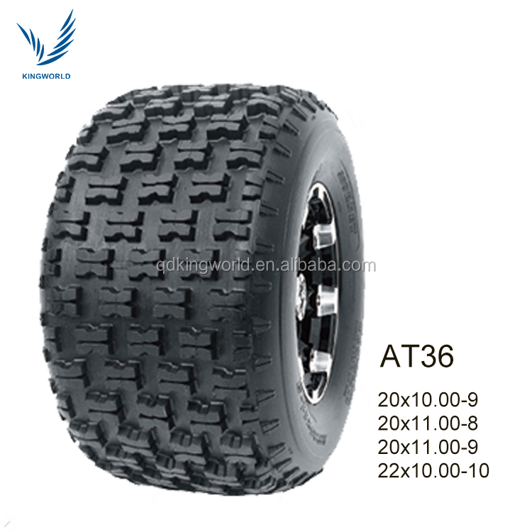 China ATV trailer 22x10-10 21x7-10 20x10-9 kids street atv tires and wheels