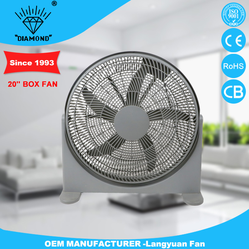 Wholesale custom directional control 20 inch box fans price
