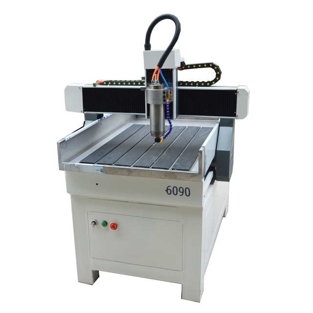Acryl pvc marmer brief graveren snijden aluminium cnc router machine