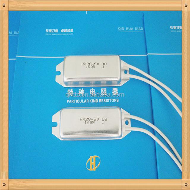 50w Wire Wound Power Resistors Wholesale, Resistors Suppliers - Alibaba
