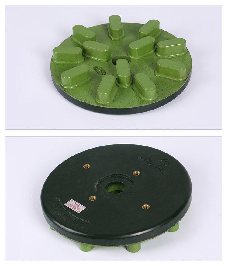 China free sample abrasive disc diamond grinding disc for concrete