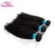 Free sample wholesale virgin crochet braid hair,salt and pepper afro kinky human hair for braiding,braiding hair