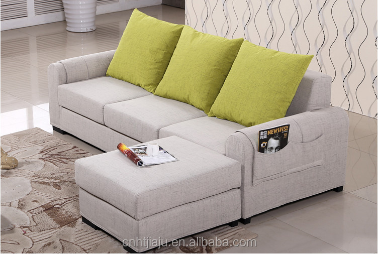 fabric sofa modern minimalist small apartment sofa corner