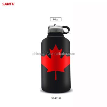 Simple Design 1200ml Double Wall Vacuum Sealed Water Bottle - Buy Vacuum  Seal Bottles 718c08eca
