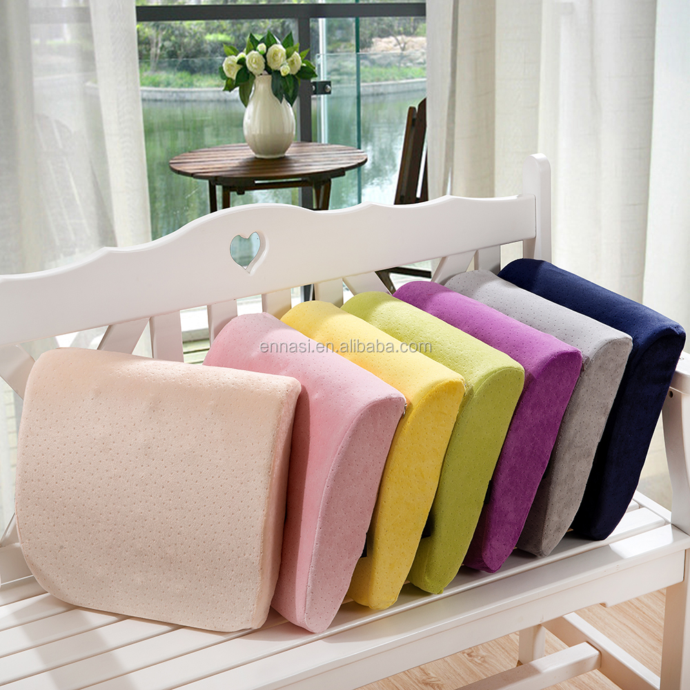 Lumbar pillow, lumbar cushion, waist cushion