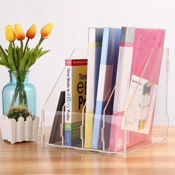 acrylic document display stand