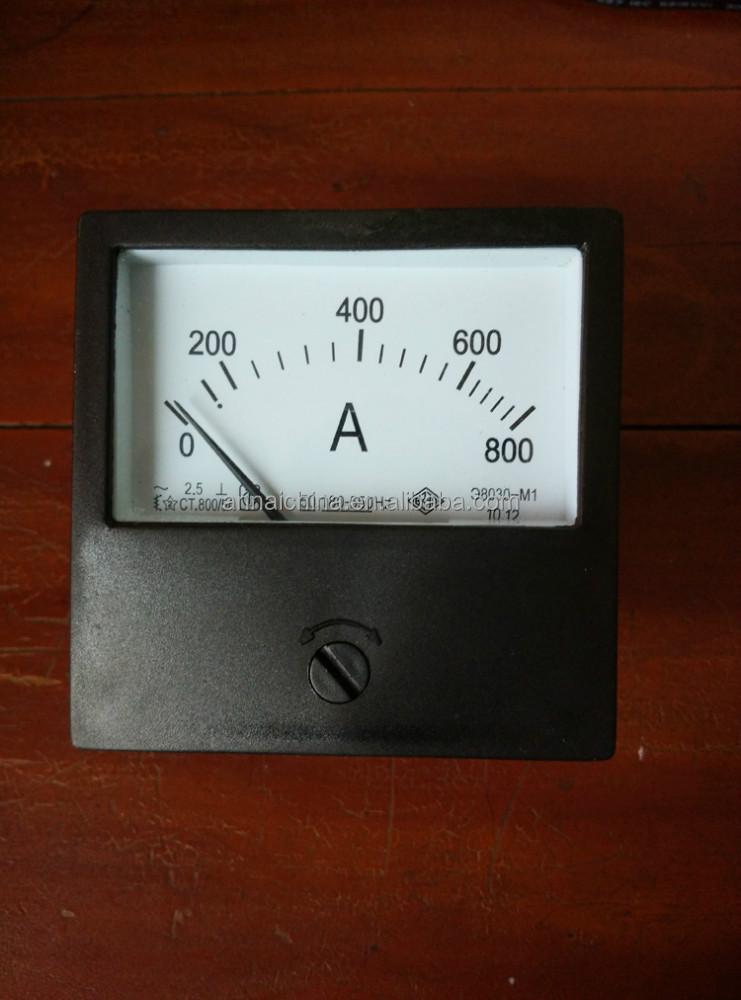 Ac Amp Panel Meter,Electric Meter,E8030 Meter For Russia Market ...