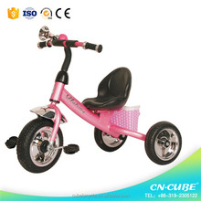 2017 google hot sale chinese factory new design baby 3 wheel tricycle