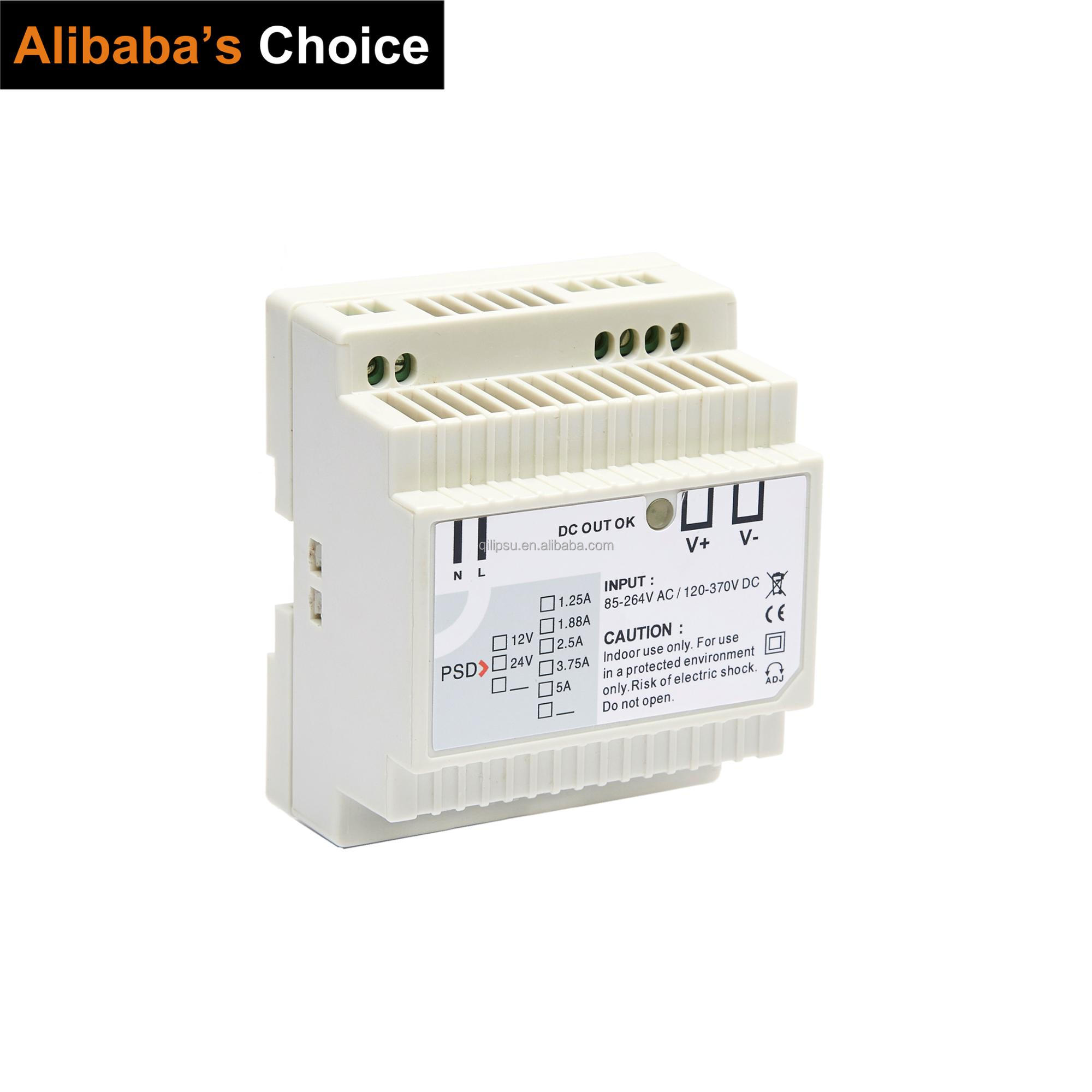 30w Din Rail Power Supply Suppliers And 24 Volt 45 Amp Single Output Manufacturers At