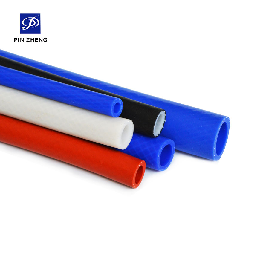 High Temperature Resistant Auto Soft Silicone Rubber Water Hose Air Filter Tube