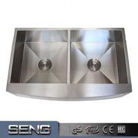 Latest Wholesale OEM Design ceramic undermount cupc sink for sale