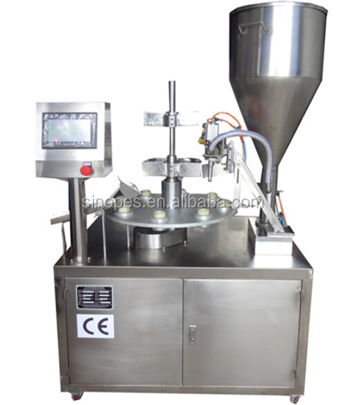 Best Price Semi Automatic Aluminum Tube Filling and Sealing Machine