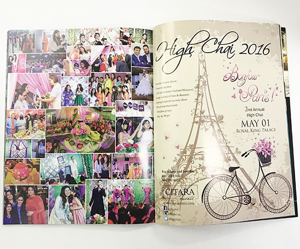Cheap Custom Magazine Printing Brochure/Booklet Printing