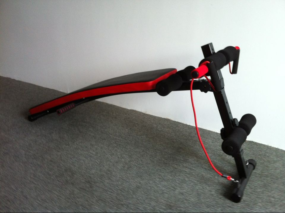 Multi Adjustable Ab Crunch Sit-up Bench For Sale