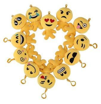 Cuscini Emoticon.Emoji Roba Peluche Cuscini Emoticon Giocattoli Portachiavi