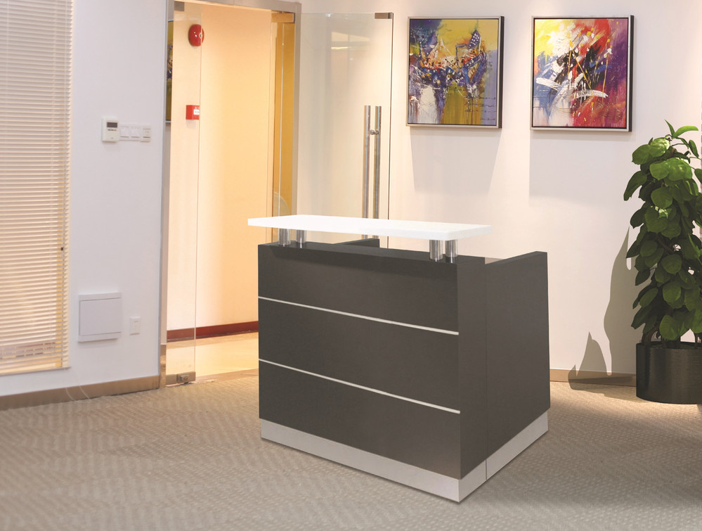 Office Furniture Front Desk Small Reception