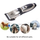Speedypet Electric Pet Clippers Hair Cutters Set Dog Grooming Kit