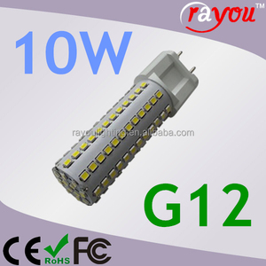 G12 led corn lamp bulbs, smd 2835 led corn lamp, 1000lm led corn light for 70w halogen replace
