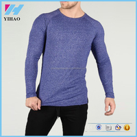 wholesale man custom fitness clothing apparel long sleeve athletic apparel manufacturers t shirts