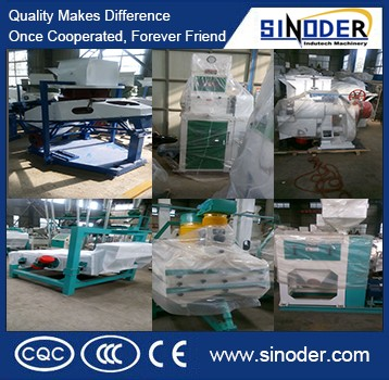 maize mill machine /rice husking machine /vertical rice mill for process paddy to rice