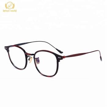 ef708475a3 Top Quality Handmade Metal Eyeglasses Spectacles