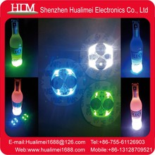 professional production led flashing bottle sticker