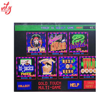 Fox 340 S Goud Touch PCB Game Board, slot POG <span class=keywords><strong>POT</strong></span> <span class=keywords><strong>O</strong></span> <span class=keywords><strong>Gold</strong></span> Touch Screen Game Board Goud Touch Slot Pcb Board Voor Verkoop