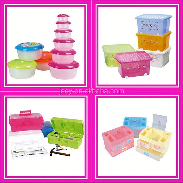 multifunctional plastic storage container divider