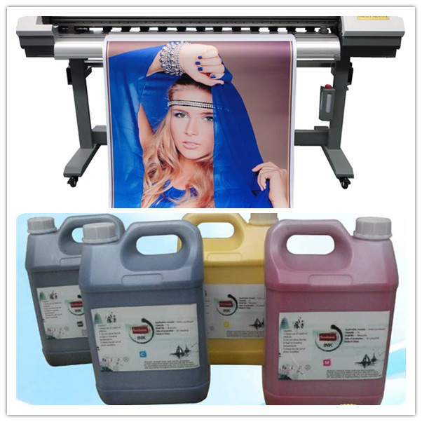 Economic Grade SK4 35PL Solvent Ink For Outdoor Advertisement Printing