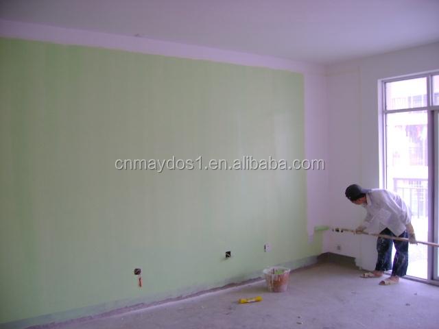 guangzhou white paint colors anti alkali acrylic wall paint price