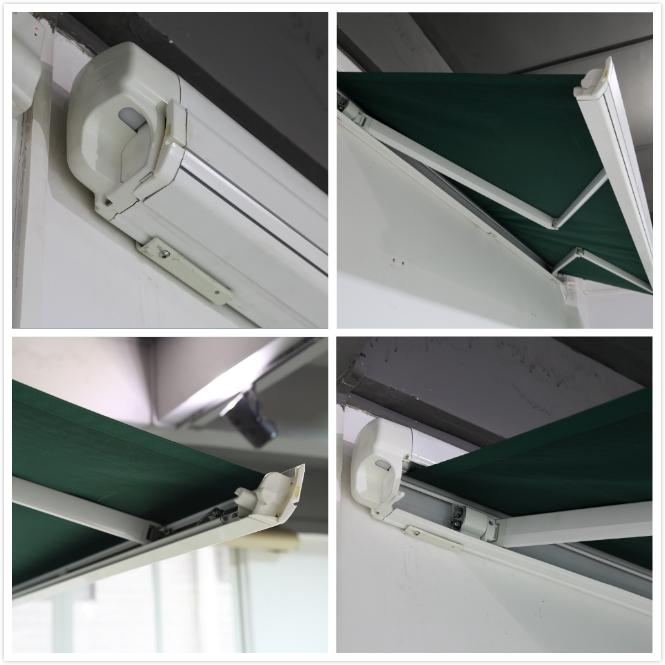 High Quality Outdoor Aluminum Full Cassette Rv Awnings ...