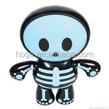 PVC inflatable Halloween ghost for kids