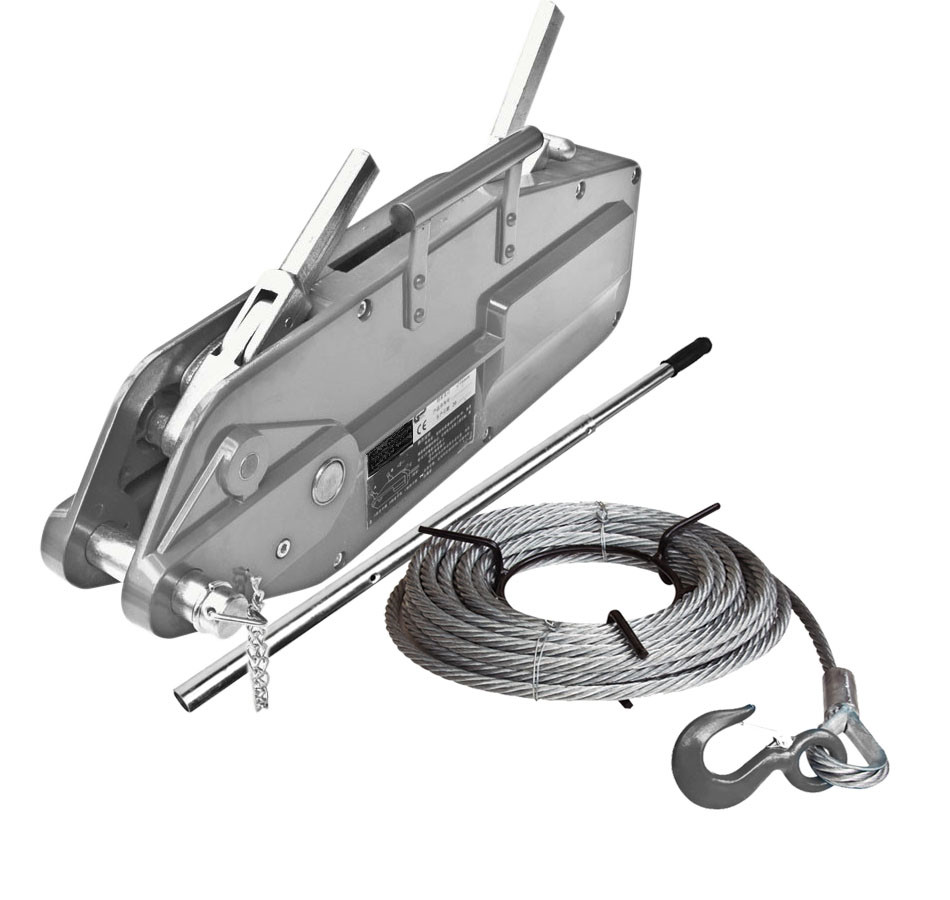Wire Rope Pulling Hoist,Hand Puller Mini Winch - Buy Wire Rope ...