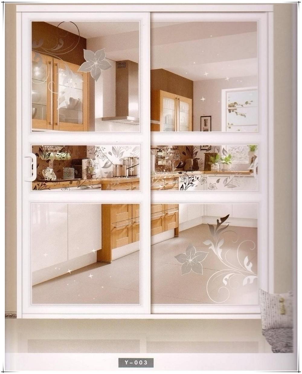 Office Sliding Glass Doors: Frosted Glass Exterior Office Sliding Door