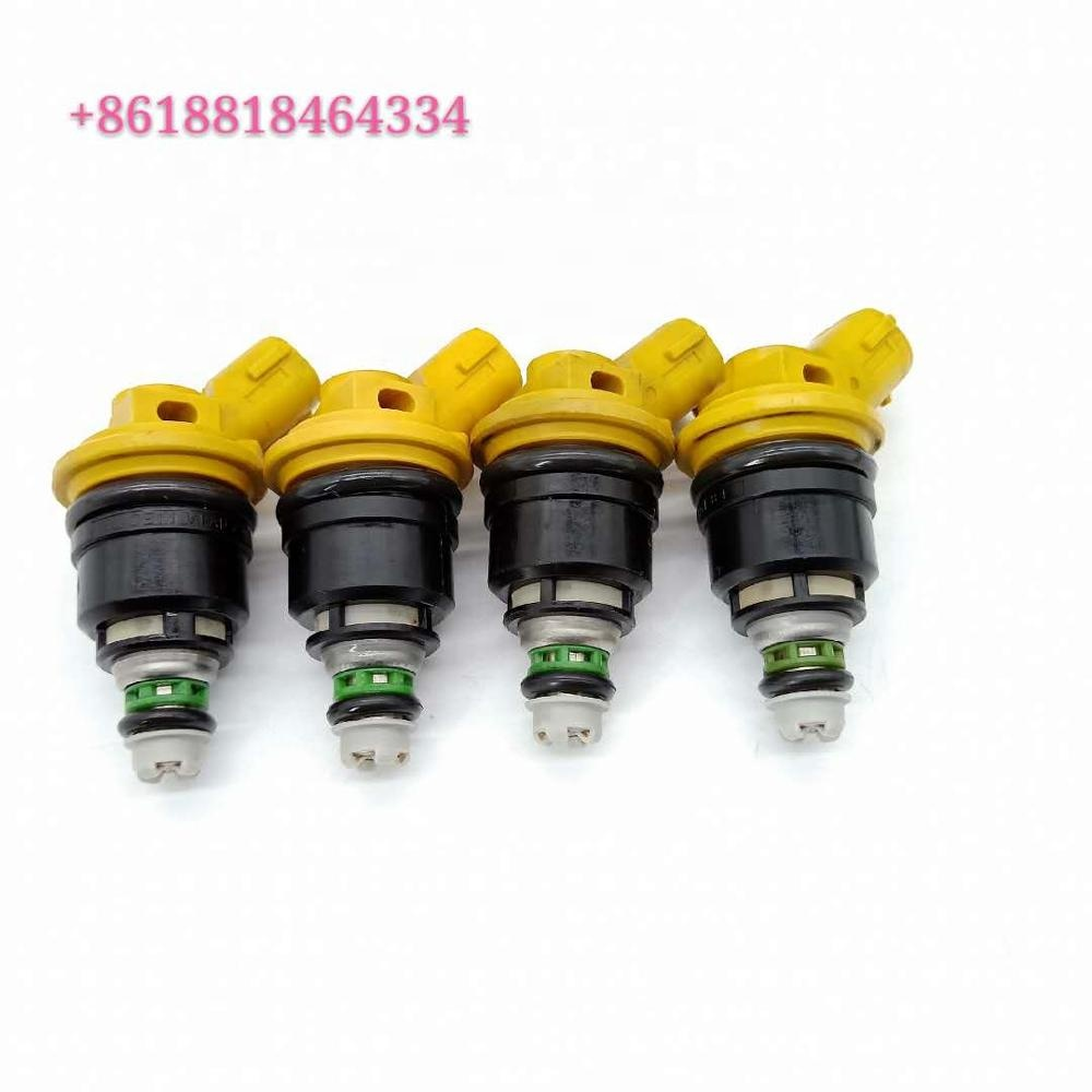 Single Jecs Fuel Injector For 92-99 Subaru Legacy 95-96 Impreza 98 Forester 2.2L